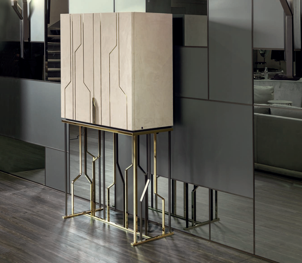 Vitrines And Cabinets : GINZA BAR CABINET
