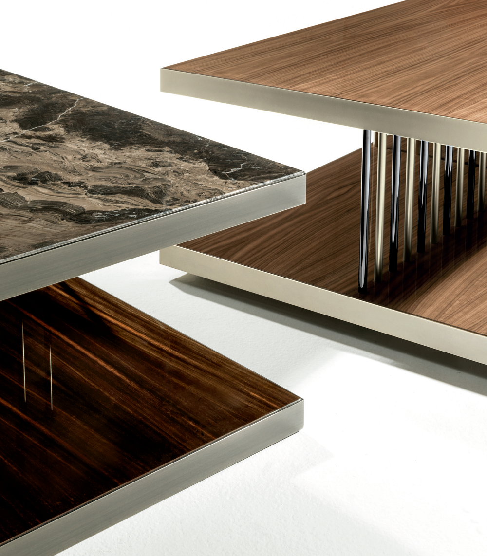 Hopper Storage Coffee Table: Coffee Tables & End Tables : HOPPER COFFEE TABLE