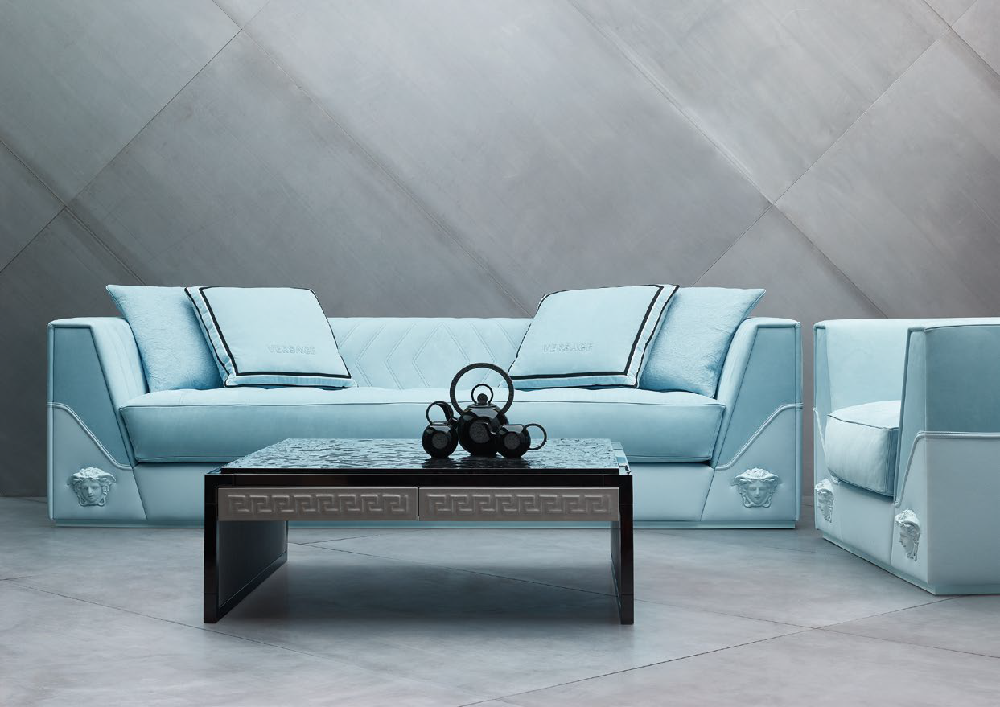 Sofas Loveseats Versace Sofa