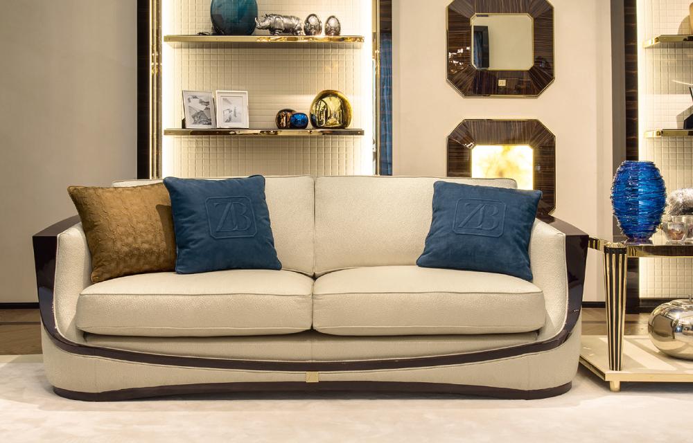 Sofas Loveseats Gatsby 3 Seat Sofa