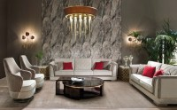 DECO I COLLECTION LIVING ROOM SET