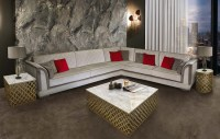 DECO I COLLECTION SECTIONAL SET