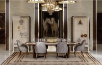 DECO II COLLECTION DINING TABLE SET
