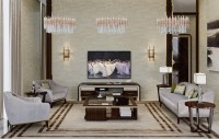 DECO II COLLECTION LIVING ROOM  SET