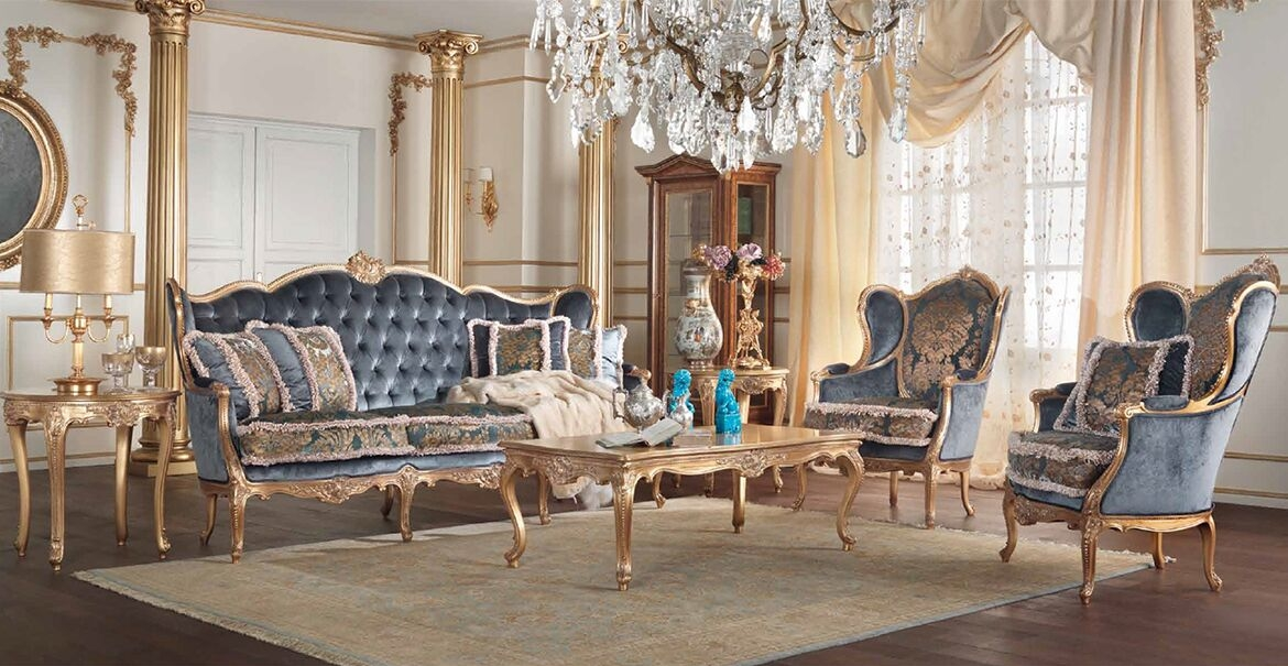 Classic Furniture | Beverly Hills | Naurelle Furniture